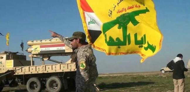 """سرايا """"الجهاد"""" تدمر رتلا عسكريا لـ""""داعش"""" من 8 مركبات غرب الموصل"""