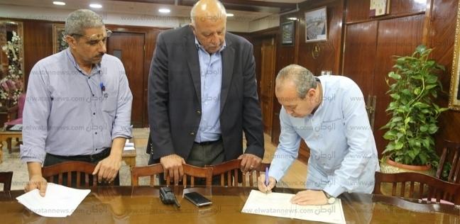 إنشاء منطقة خدمات تجارية لوجستية متعددة الأغراض في كفر الشيخ - المحافظات -