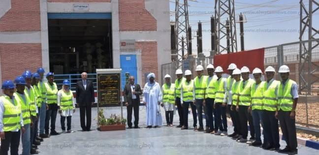 محافظ أسوان: افتتاح محطة بنبان يعكس حجم إنجازات السيسي