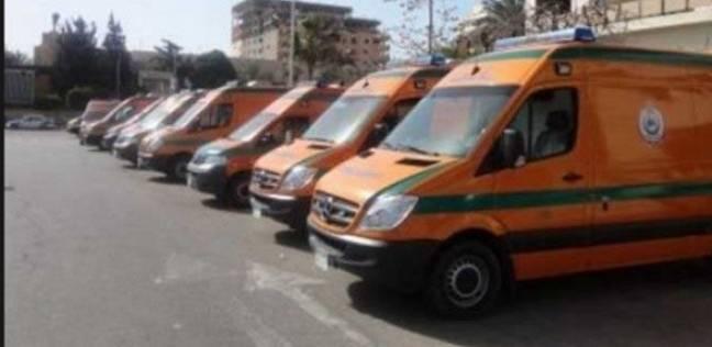 الإسعاف: وفاة شاب وإصابة 11 آخرين في انقلاب سيارة بطريق مصر -الفيوم
