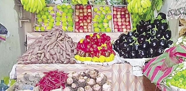 """استقرار أسعار الفاكهة في """"الجملة"""".. و""""البرتقـال"""" بـ4 جنيهات"""