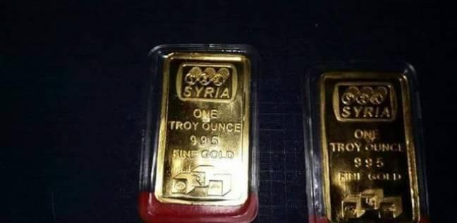 """""""جمارك أرقين"""" تحبط تهريب كمية من السبائك الذهبية والفضية"""