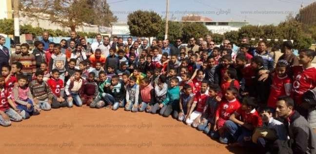 انطلاق فعاليات المشروع القومي لاكتشاف الطلاب الموهوبين رياضيا في أسيوط