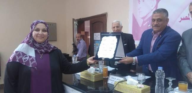 جامعة عين شمس تحيي ذكرى الرئيس محمد نجيب بحضور حفيدته