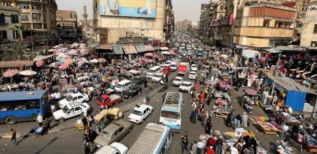 إنفوجراف.. 153 مليون نسمة عدد سكان مصر المتوقع 2050