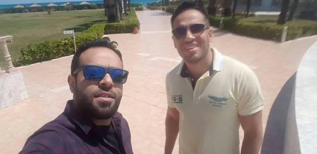 تامر عاشور: سعيد بتكريمي ورامي جمال في مهرجان اتحاد الإذاعات العربية