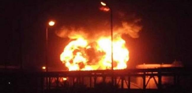 بالفيديو| تفاصيل مصرع وإصابة 132 في حريق مستشفى بالسعودية