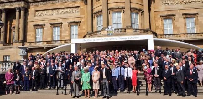 الأمير تشارلز يدعو ممثلي الأزهر لحفل عيد ميلاده الـ70