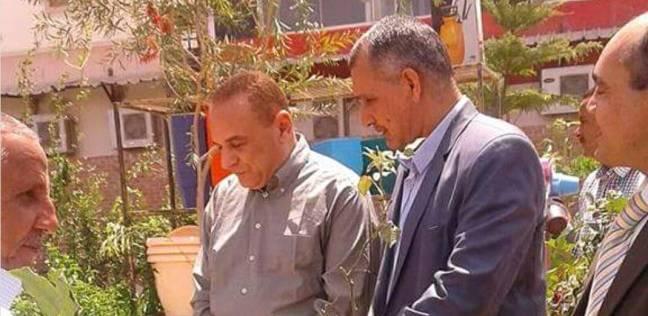 وكيل وزارة الزراعة يفتتح معرض الزهور بالغردقة