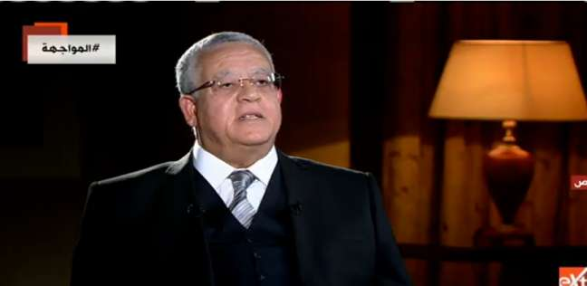 رئيس المحكمة الدستورية العليا: سنعمل على تدريب قضاة أفارقة في مصر
