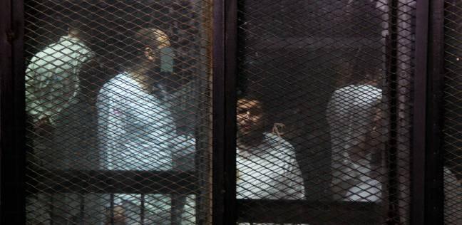 """دفاع متهم بـ""""اللجان المتقدمة"""": تقرير المعمل الجنائي برأ موكلي"""