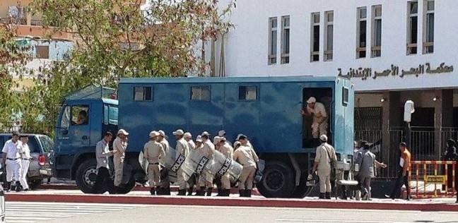 إحالة 4 إيرانيين وهنديين وباكستاني للجنايات بتهمة تهريب هيروين عبر البحر الأحمر