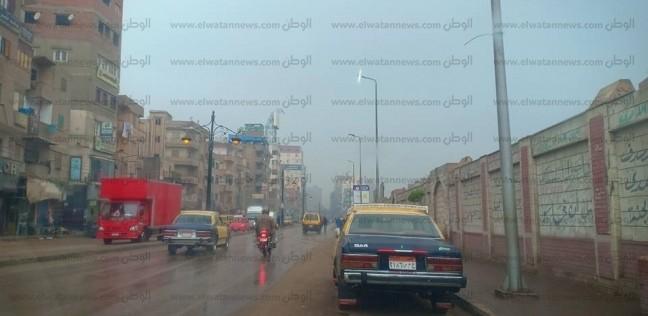 طقس الغد دافئ ممطر.. والأرصاد تحذر من الشبورة المائية - مصر -