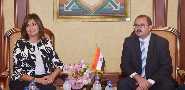 """مكرم لوفد لجنة """"الشيوخ"""" التشيكي: مصر نموذج عالمي في احتضان الجميع"""