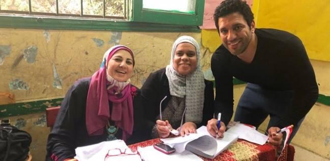 حسن الرداد: مشاركة المصريين في الانتخابات تبرز وعيهم