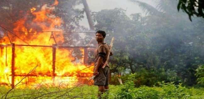 تواصل مسلسل إحراق منازل مسلمي الروهنجيا في بورما