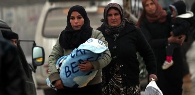 ممران للاجئى سوريا.. و«داعش» يخطف المدنيين