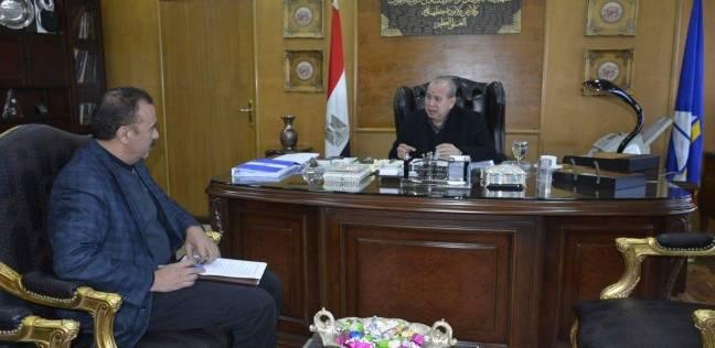 """""""التضامن"""" توزع 4 آلاف بطانية على القرى الأكثر احتياجا في دمياط"""