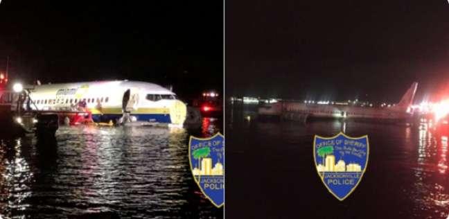 عاجل  سقوط طائرة بوينج في نهر سانت جونز بفلوريدا.. على متنها 142 شخصا