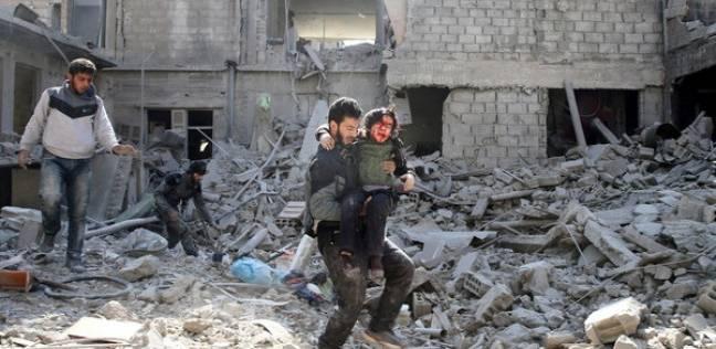 عاجل| الصليب الأحمر يعلق مهامه في الغوطة الشرقية بسبب أعمال العنف