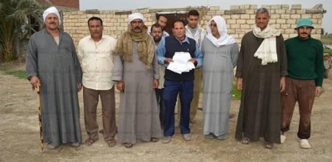 15 ألف فدان بقرى «أبيسات» تعانى العطش والفلاحون: لم نصرف تعويضات السيول