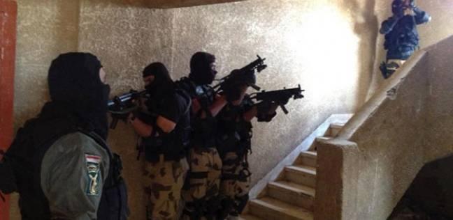 حملة أمنية على قرية البصارطة في دمياط لضبط العناصر الإخوانية الهاربة