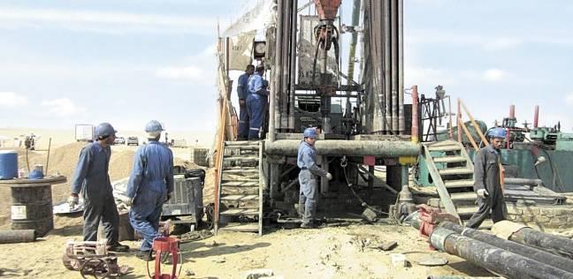الانتهاء من حفر 355 بئراً لاستصلاح 80 ألف فدان فى المشروع القومى