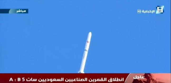 عاجل| السعودية تطلق قمران بصناعة سعودية إلى الفضاء