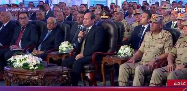 السيسي عن حادث ديرب نجم: أي مقصر هيتم التعامل معاه بالقانون