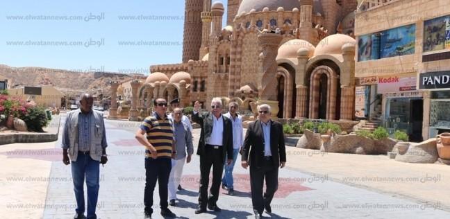 المحافظات    فودة  يطالب بتوحيد طلاء المبان بالسوق القديم في شرم الشيخ