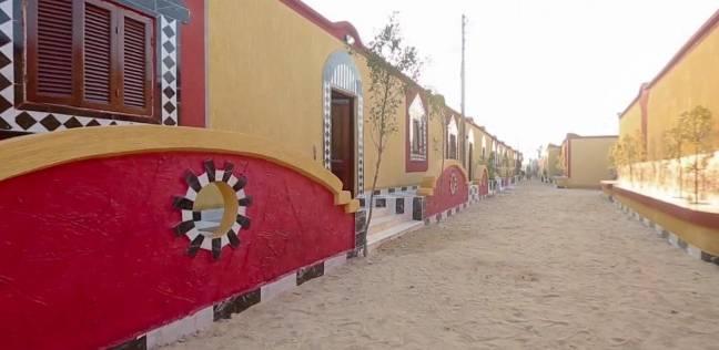 """""""تحيا مصر"""" ينتهي من إعمار 7264 منزلا في القرى الأكثر احتياجا"""