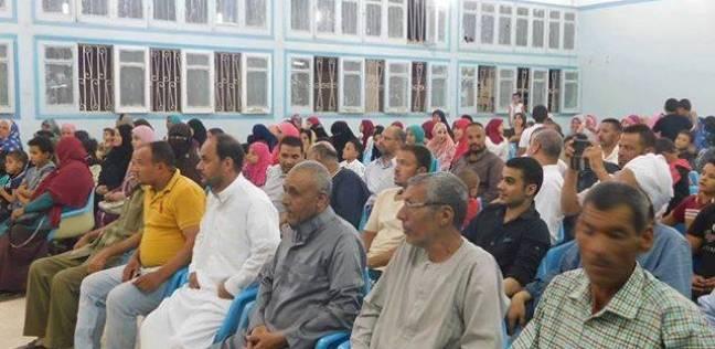 حفل لتكريم حفظة القرآن الكريم بمركز العدوة في المنيا