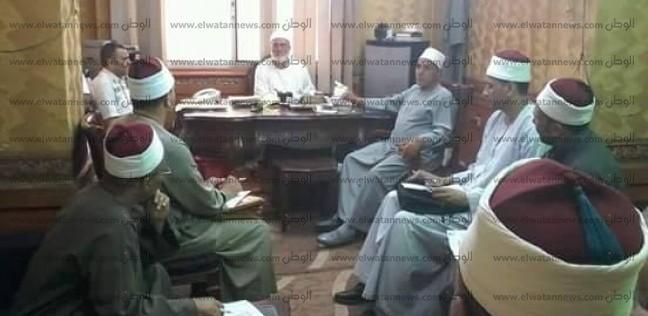 تشكيل لجان للتفتيش على المساجد والقوافل الدينية في الغربية