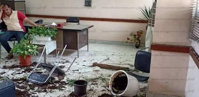 أهالي كوم إشو يعتدون على مسؤولي شركة كفر الدوار بسبب انقطاع المياه