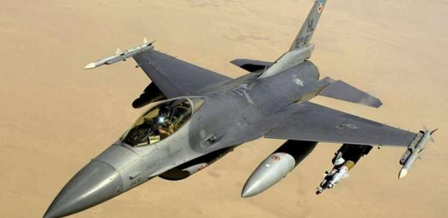 """الطائرة المقاتلة """"إف 16"""""""