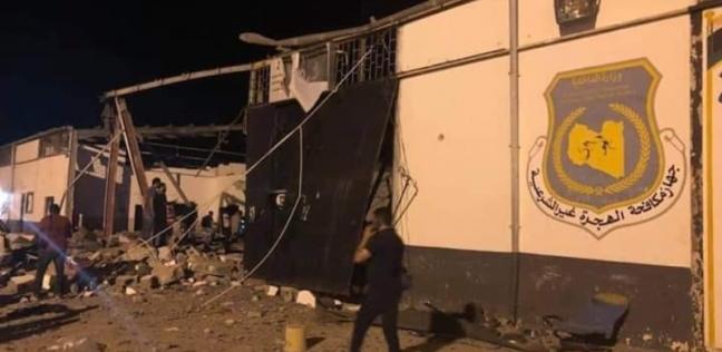 مستشفى بني وليد في ليبيا يستقبل 6 جثث لمهاجرين مصريين - العرب والعالم -