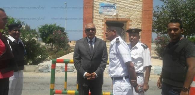 تنفيذ الأحكام تضبط 8 مسجلين خطر في حملة أمنية بمطروح