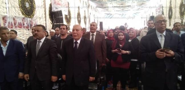 """""""من أجل مصر"""" تكرم أمهات الشهداء والمثاليات بكوم حمادة"""