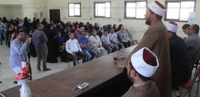 لليوم الثالث.. قافلة الأزهر لشمال سيناء توزع 1500 عبوة غذائية