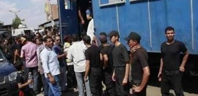نيابة الهرم تجدد حبس المتهمين بسرقة رواد البنوك في حدائق الأهرام