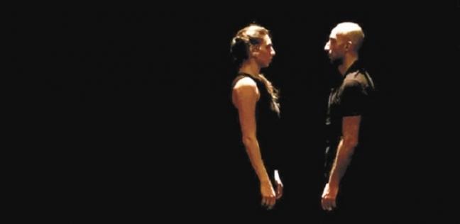 لقطة من العرض الراقص