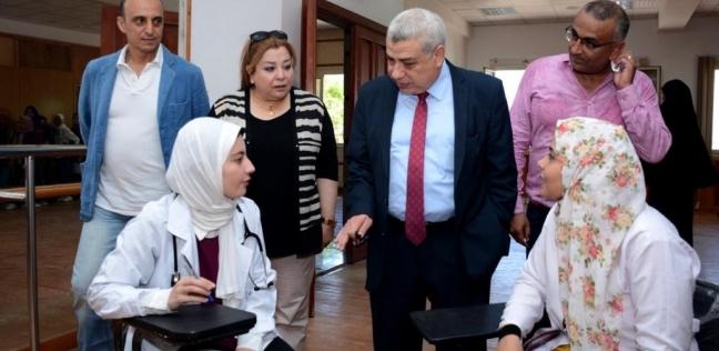 رئيس جامعة طنطا: لا وساطة في اختبارات التربية الرياضية والنوعية