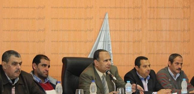 بالصور| رئيس مدينة دسوق يوجه الأجهزة التنفيذية لحل شكاوى الأهالي