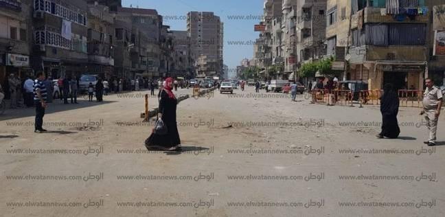 تحرير 342 مخالفة في حملة أمنية بالمحلة