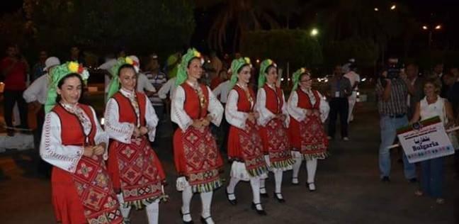 وزير الثقافة يفتتح فعاليات مهرجان الإسماعيلية الدولي للفنون الشعبية
