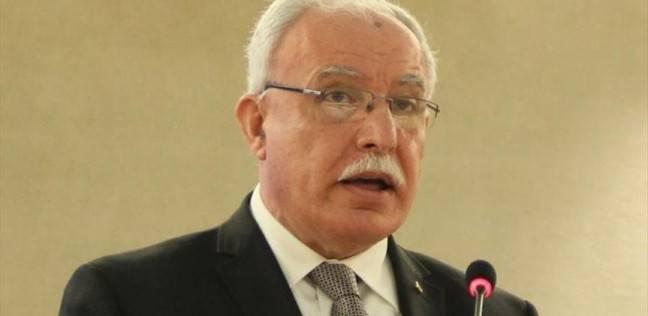 المالكي: اجتماع الرباعية العربية لدعم مشروع قرار مجلس الامن حول الإستيطان