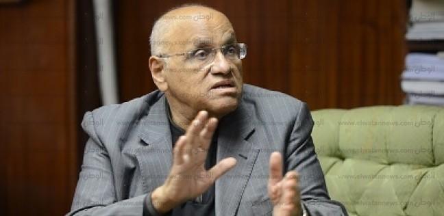 """القعيد: """"مصر تتعرض لحرب حقيقية في الأيام الأخيرة"""""""
