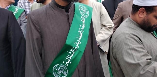 بدء مسيرة الطرق الصوفية احتفالا بذكرى الهجرة