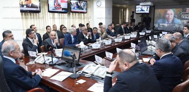 """""""عمليات الوزراء"""" تواصل متابعة الانتخابات في يومها الثاني"""