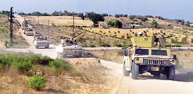 عاجل| إصابة نجل رئيس أركان الهيئة الهندسية في هجوم سيناء